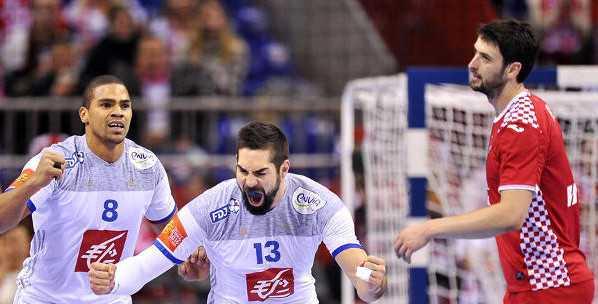 Handball EM 2016: Frankreich deklassierte Kroatien 5
