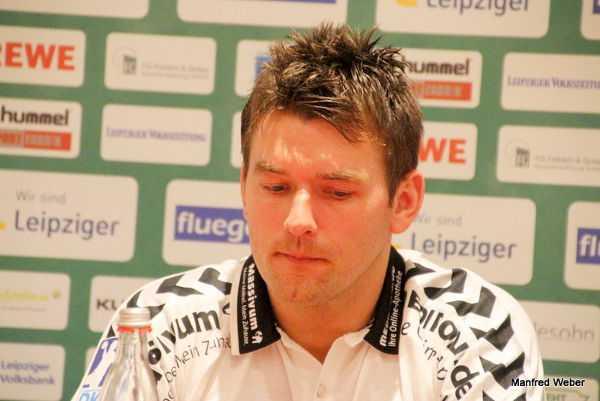 Handball Talk mit DHfK Leipzig-Trainer Christian Prokop: Sigurdsson ist der Star der DHB-Mannschaft - Foto: Manfred Weber