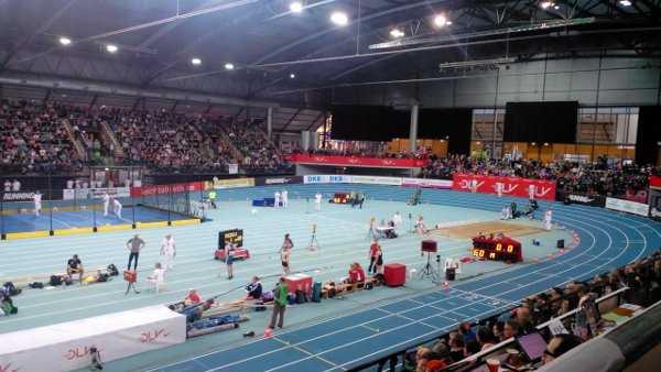 Leichtathletik: Deutsche Hallen-Meisterschaften - Ein Hauch von Olympia in Leipzig - Foto: SPORT4Final