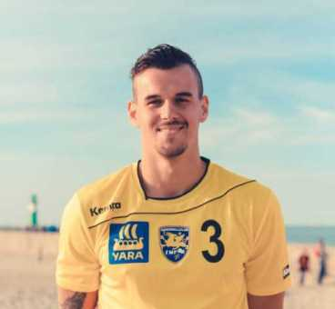 Roman Becvar, Empor Rostock-Regisseur, nächste Saison beim SC DHfK Leipzig - Foto: HC Empor Rostock