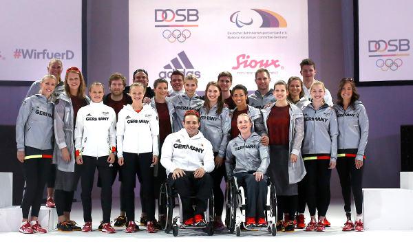 Rio 2016: Olympia- und Paralympische Mannschaft stellen Bekleidung vor - Foto: Picture Alliance