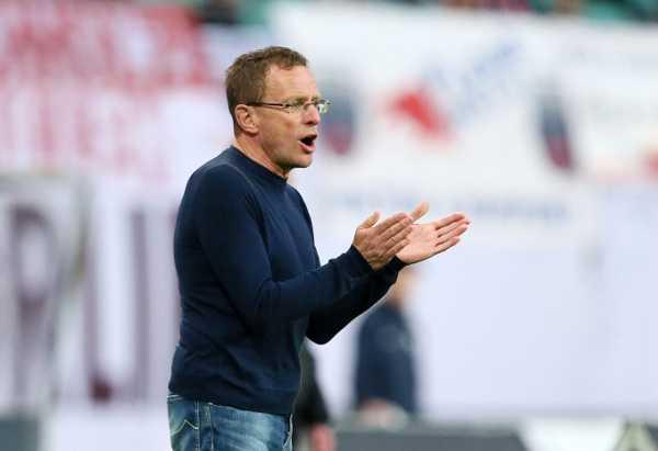 Deutsche Bundesliga, RasenBallsport Leipzig vs. SV Sandhausen - Ralf Rangnick (RB Leipzig) - Foto: GEPA pictures/Roger Petzsche