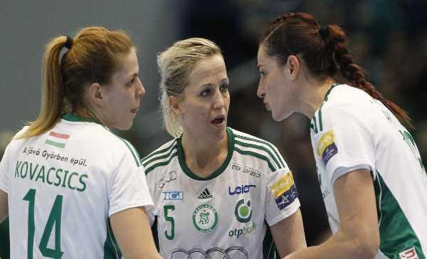 Handball Champions League: Györi Audi ETO KC demütigt FTC Budapest 175