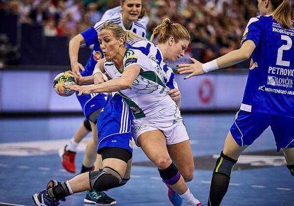 Handball EHF Champions League Final4 Halbfinale: Györ entthronte Buducnost 160