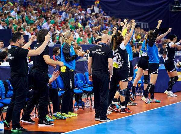 Handball EHF Champions League Final4: CSM Bukarest sensationeller Thriller-Champion gegen Győri Audi ETO KC - WOMEN`S Handball EHF Champions League 2015/16 - Women's FINAL4 Gold medal match – Foto: EHF Media