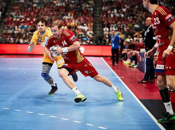 Handball VELUX EHF FINAL4 2016 Final: KS Vive Tauron Kielce vs. MVM Veszprem © 2016 EHF / Uros Hocevar LANXESS Arena, Cologne, Germany