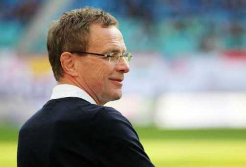Deutsche Bundesliga, RasenBallsport Leipzig vs. DSC Arminia Bielefeld - Ralf Rangnick (RB Leipzig) - Foto: GEPA pictures/Roger Petzsche