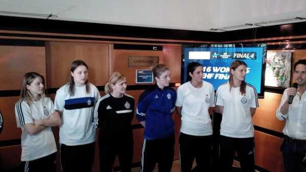 "Handball EHF Champions League Final4: Dragan Adzic ""Teamstärke gewinnt Turnier"" 164"