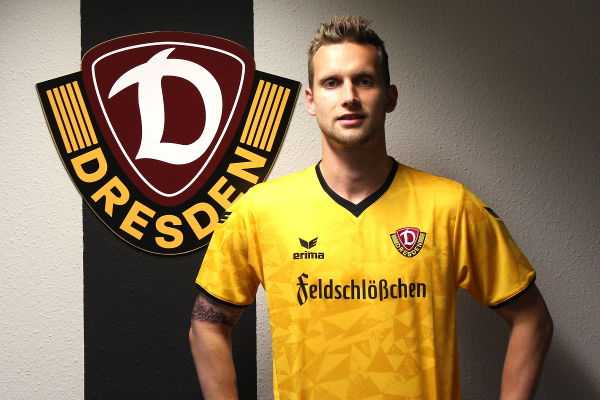 Dynamo Dresden verpflichtete Manuel Konrad - Foto: Dynamo Dresden