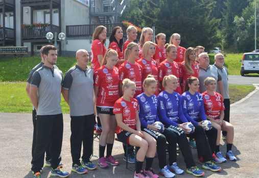 """Thüringer HC: Herbert Müller """"Sind auf einem guten Weg und wollen Supercup gewinnen"""" - Foto: Thüringer HC / Hans-Joachim Steinbach"""