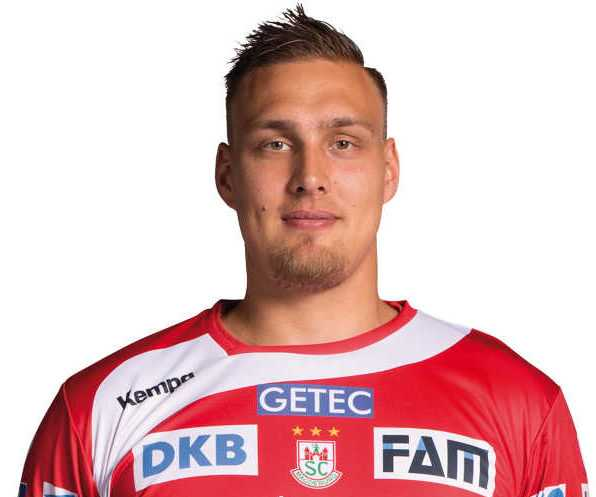 SC Magdeburg verlängerte Vertrag mit Dario Quenstedt - Foto: Handball Magdeburg GmbH