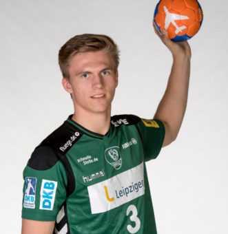 SC DHfK Leipzig: Franz Semper vor Junioren EM im Interview - Foto: Rainer Justen