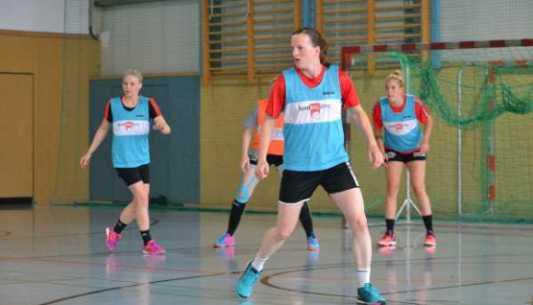 Handball Frauen:Thüringer HC mit Vertragsverlängerungen