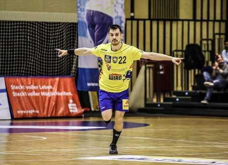 HC Empor Rostock verlängerte mit Vyron Papadopoulos - Foto: HC Empor Rostock