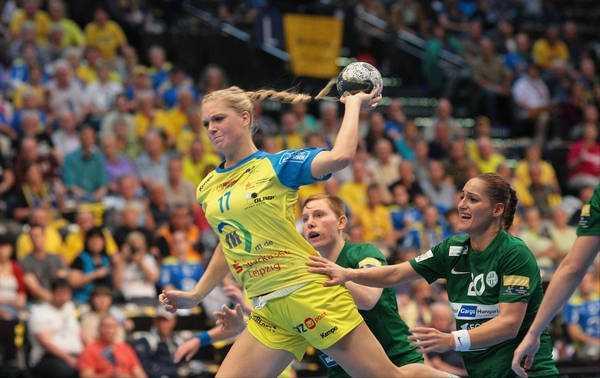HC Leipzig wäre in starker Handball EHF Champions-League-Gruppe - Foto: Sebastian Brauner