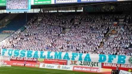 FC Hansa Rostock mit Konsequenzen nach Vorkommnissen beim DFB-Pokal-Spiel - Foto: SPORT4FINAL