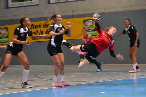 Thüringer HC mit Kantersieg gegen Metz Handball im Testspiel - Foto: Hans-Joachim Steinbach / Thüringer HC