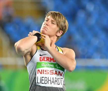 Paralympics Rio 2016: Franziska Liebhardt mit Gold und Weltrekord - Foto: Ralf Kuckuck/DBS