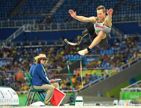 Paralympics Rio 2016: Markus Rehm mit Gold im Weitsprung - Foto: Ralf Kuckuck/DBS