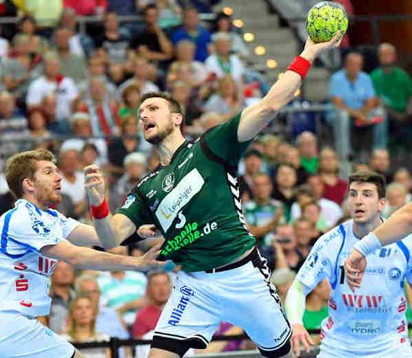 "Duell der Handball-Europapokalsieger: Prokop ""Klarer Favorit SC Magdeburg"" empfängt SC DHfK Leipzig - Foto: Rainer Justen"