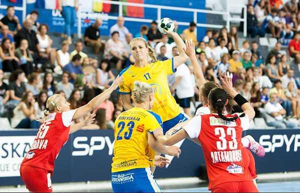 Handball Champions League Qualifikation: HC Leipzig gegen Hypo Niederösterreich in Favoritenrolle - Foto: Sebastian Brauner