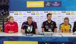 Handball Champions League: HC Leipzig bezwang kämpferisch Astrachan. Shenia Minevskaja verletzt