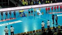 "Handball Champions League: HC Leipzig unterlag Vardar Skopje im ""David-gegen-Goliath""-Match"