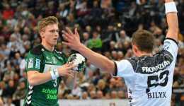 """SC DHfK Leipzig unterlag beim THW Kiel im """"Fast-Augenhöhe-Match"""""""