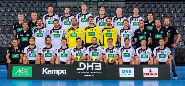 """SPORT4FINAL Handball WM 2017 Frankreich: DHB """"bad boys ..."""