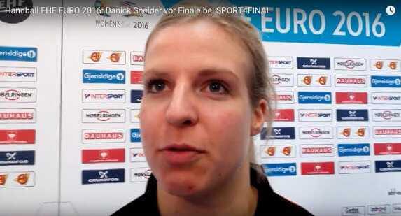 Handball EM 2016: Danick Snelder vor Finale im SPORT4FINAL-Video - Foto: SPORT4FINAL
