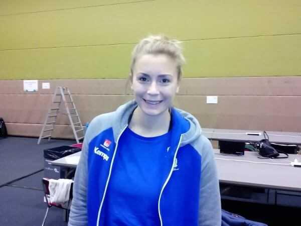 Handball EM 2016: Isabelle Gulden im SPORT4FINAL-Interview - Foto: SPORT4FINAL