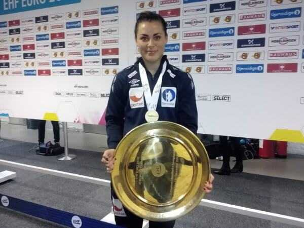 Nora Mörk - Handball EM 2016: Norwegen begeisternder Europa-Champion gegen starke Niederlande - Foto: SPORT4FINAL