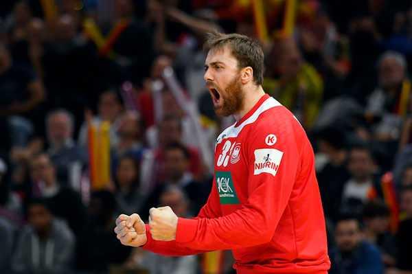 Andreas Wolff (Deutschland) - Handball WM 2017 Achtelfinale: Deutschland an Katar mit schwächerem Turnier-Match gescheitert - Foto: France Handball
