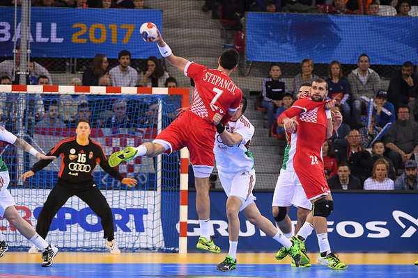 Handball WM 2017: Kroatien überzeugender Sieger gegen Ungarn - Foto: France Handball