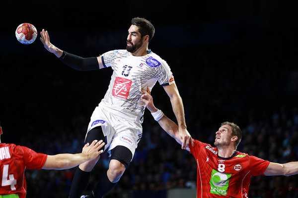 Nikola Karabatic (Frankreich) - Handball WM 2017 Finale: Frankreich gegen Norwegen in der Favoritenrolle - Foto: France Handball