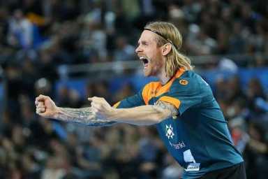 Björgvin Gustavsson (Island) - Handball WM 2017: Spanien drehte Match gegen Island in Gruppe B - Foto: France Handball