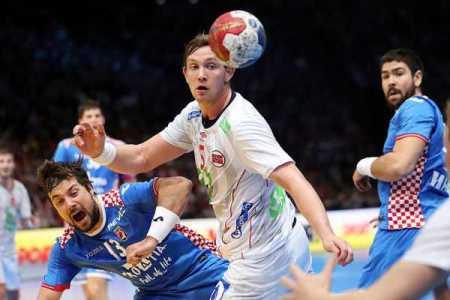Sander Sagosen (Norwegen) - Handball WM 2017 Frankreich - Foto: France Handball