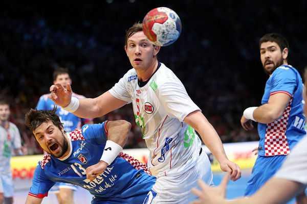 Sander Sagosen (Norwegen) - Handball WM 2017 Frankreich: Fakten, Zahlen, Rekorde mit Gensheimer und Wolff - Foto: France Handball
