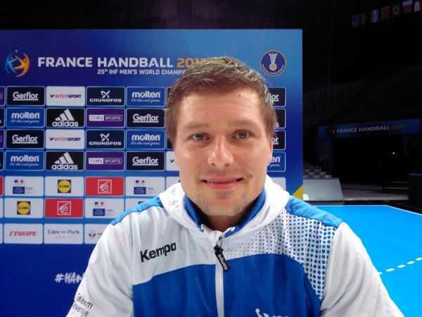 Handball WM 2017 Video: Marko Bezjak (Slowenien) im SPORT4FINAL-Interview - Foto: SPORT4FINAL