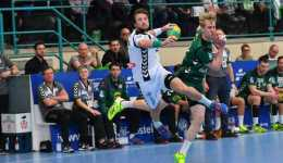 SC DHfK Leipzig unterlag GWD Minden