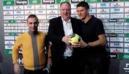 """Christian Prokop vom SC DHfK Leipzig neuer DHB-Bundestrainer der """"bad boys"""" Nationalmannschaft"""