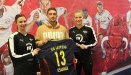HC Leipzig: Unterstützer-Aktion bei RB Leipzig gegen 1. FC Köln. Unterstützerkonto mit EUR 28.000