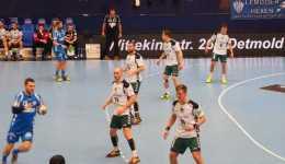SC DHfK Leipzig mit verdientem Remis beim TBV Lemgo