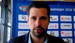 HC Leipzig: Norman Rentsch zur sportlichen Situation in der Finanz-Krise. Video