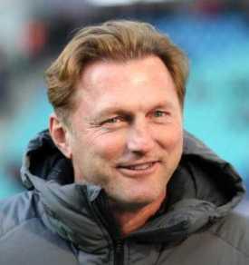 Deutsche Bundesliga, RasenBallsport Leipzig vs. 1. FC Köln - Ralph Hasenhüttl (RB Leipzig) - Foto: GEPA pictures/Roger Petzsche