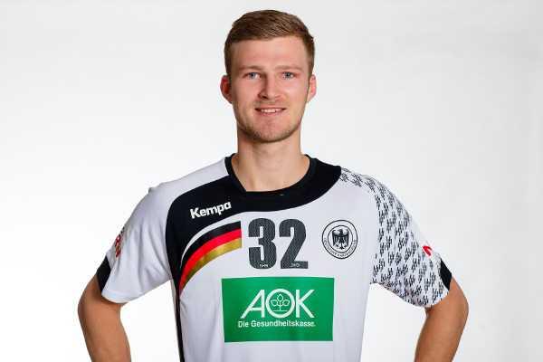 """Philipp Weber - Deutschlands """"bad boys"""" mit Christian Prokop nur Remis gegen Schweden am """"Tag des Handballs"""" - Foto: Sascha Klahn/DHB"""