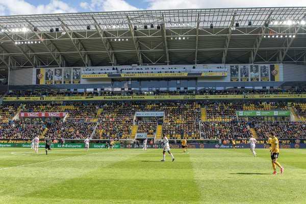 Dynamo Dresden enthüllte Ehrenspielführer-Galerie im DDV-Stadion - Foto: Dynamo Dresden/Steffen Kuttner