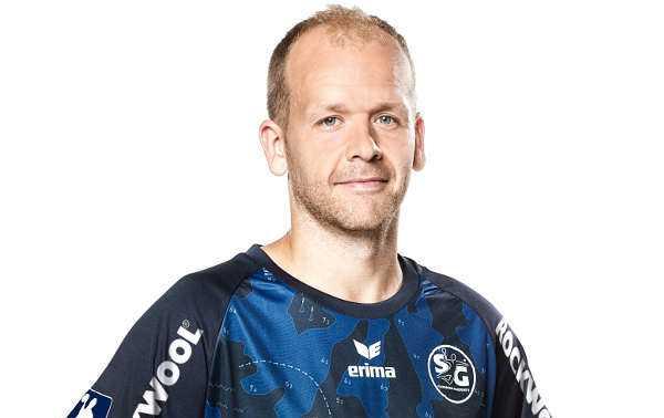 """Anders Eggert - SG Flensburg-Handewitt nach Skopje-Debakel: """"Noch eine Mission die deutsche Meisterschaft."""" - Foto: SG Flensburg-Handewitt"""
