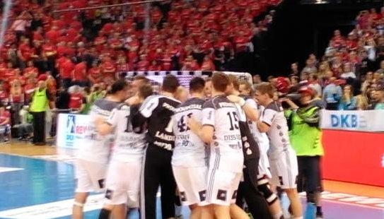 DHB Pokal Final Four 2017: THW Kiel souveräner Champion gegen SG Flensburg-Handewitt - Foto: SPORT4FINAL