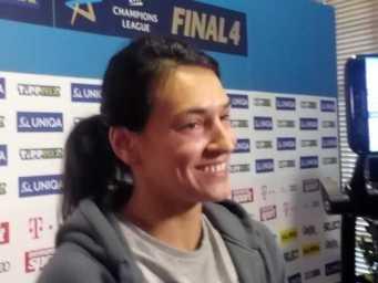 Handball Frauen EHF Champions League: Cristina Neagu (Buducnost Podgorica) im SPORT4FINAL-Interview - Foto: SPORT4FINAL